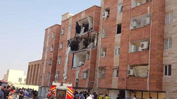 باشگاه خبرنگاران -انفجار گاز در منازل مسکن مهر فاز ٧ بندر ماهشهر