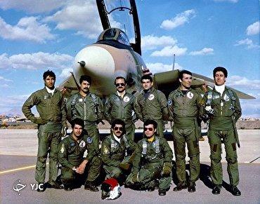 باشگاه خبرنگاران - کدام خلبان ایرانی توسط بعثیها به دو نیم تقسیم شد؟