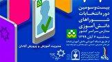 باشگاه خبرنگاران -انتخابات شوراهای دانش آموزی به صورت مجازی در آبادان