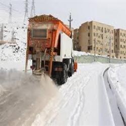 آمادگی شهرداری همدان برای فصل سرما و عملیلت برف روبی