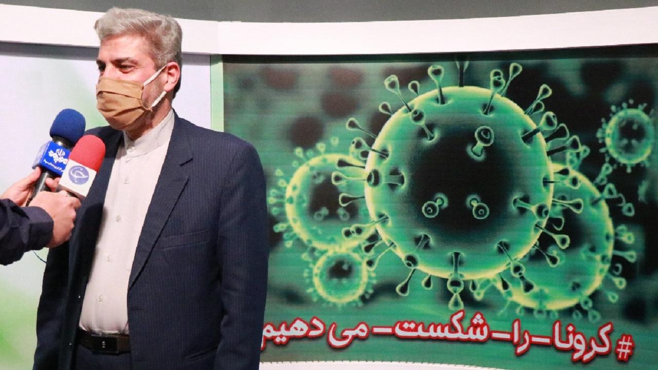 صداوسیمای بوشهر ۱۴۶ هزار دقیقه برنامه درباره کرونا تولید کرد
