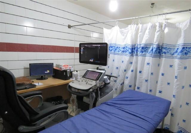 هنگام مراجعه به مراکز سونوگرافی و رادیولوژی وسایل شخصی استرلیزه همراه داشته باشید
