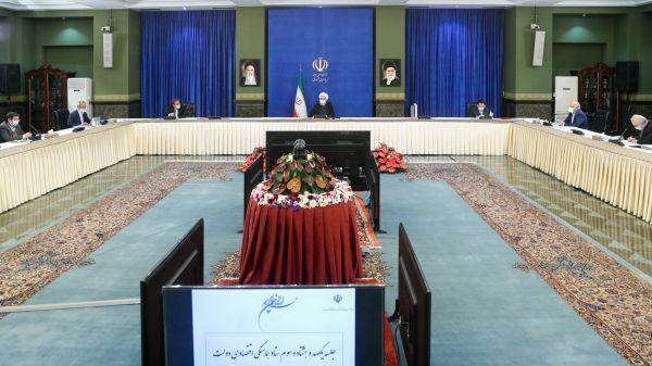 رئیس جمهور: اصلاح ساختاری بودجه، مبنای بودجه سال ۱۴۰۰ خواهد بود