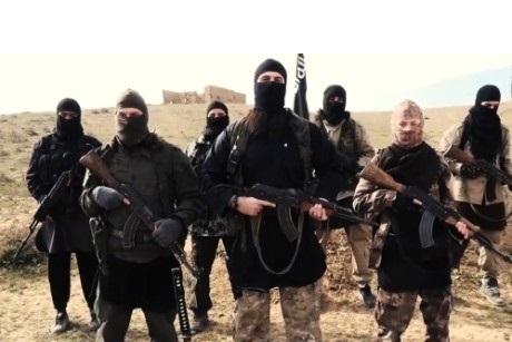 حمله داعش به نیروهای امنیتی در الزویه عراق