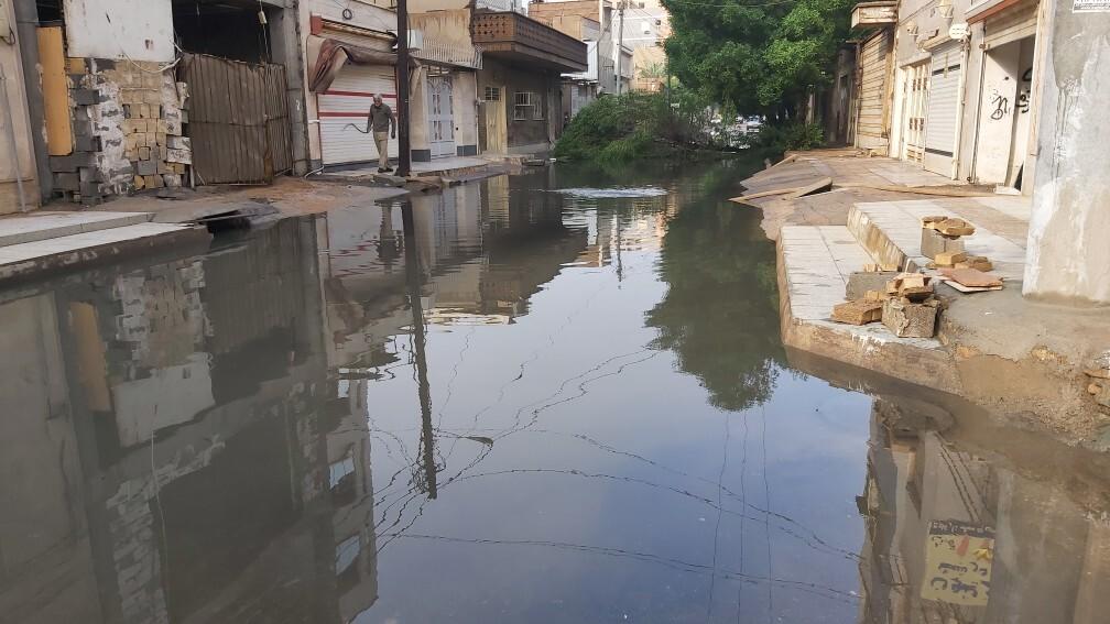 آخرین اخبار از آبگرفتگی ها در خوزستان/ تخریب خانه های روستایی در ایذه/ امدادرسانی به یک هزار خانوار + فیلم