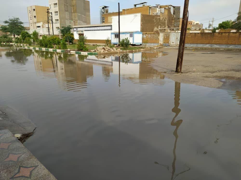 خوزستان غرق در آب، مسئولان در خواب ناز