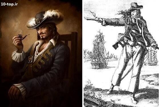 حقایقی کمتر شنیده شده درباره دزدان دریایی که نمیدانستید