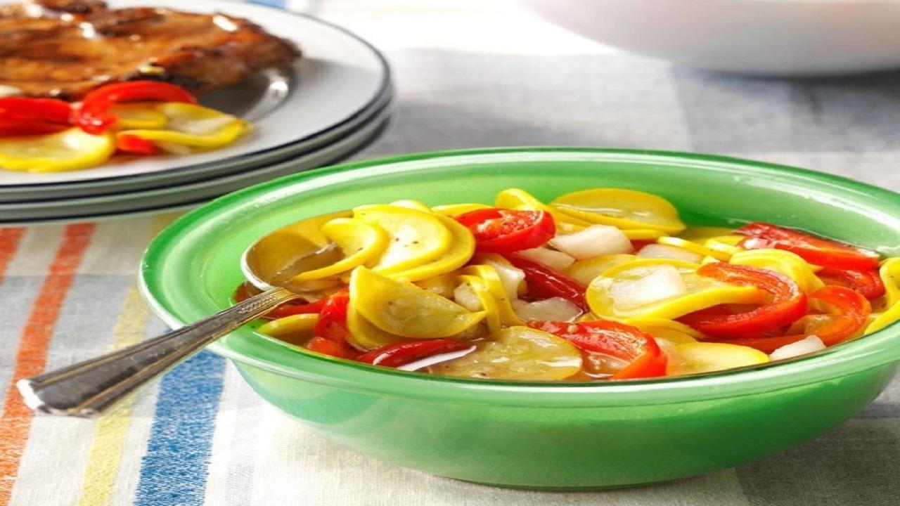 آموزش آشپزی؛ از خورش پرتقال مجلسی خوشمزه با مرغ و گوشت و کتلت هویج با گوشت و بدون گوشت تا ترشی کدو سبز + تصاویر