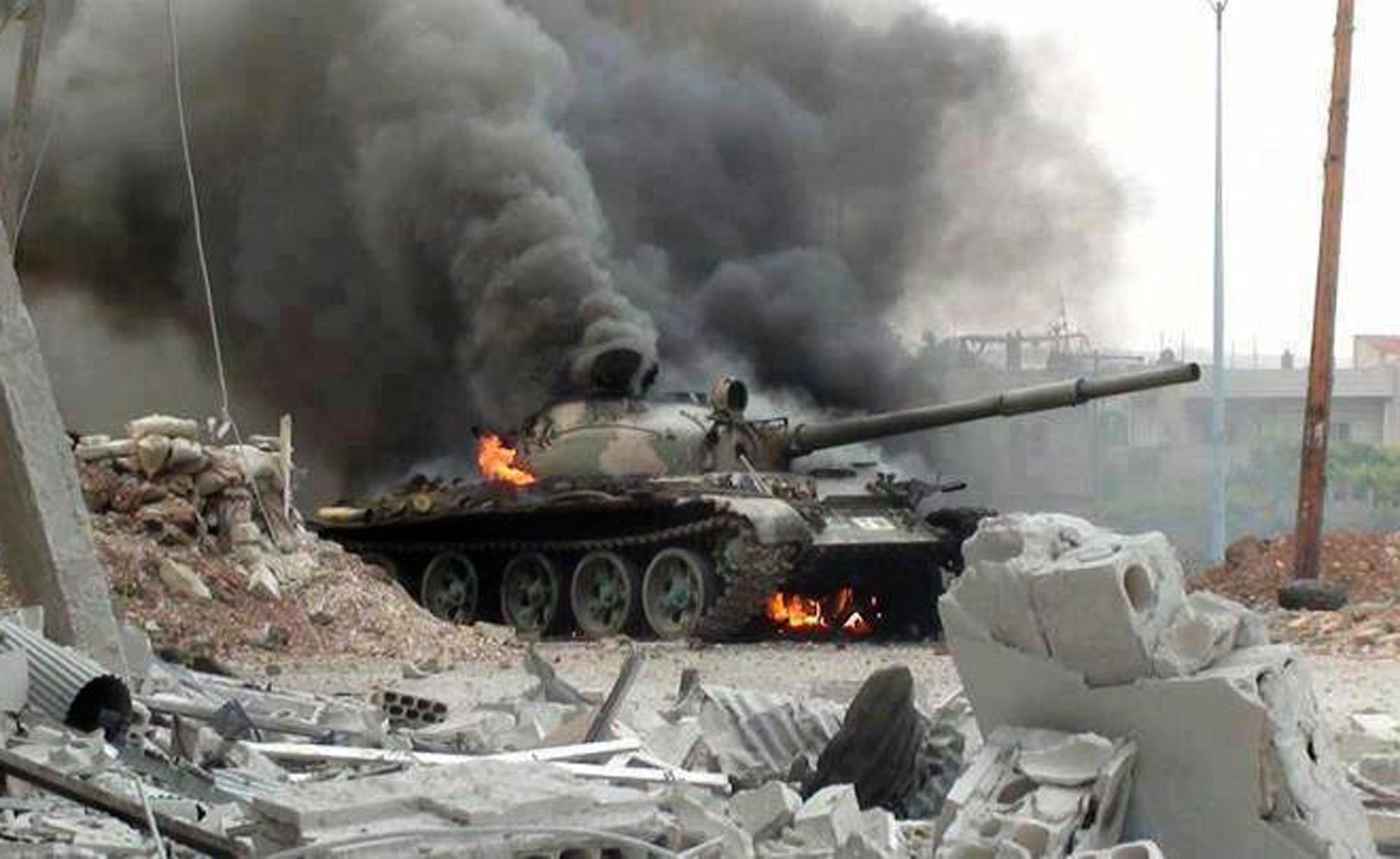 تاکتیک جنگی زمینهای مسلح چیست؟
