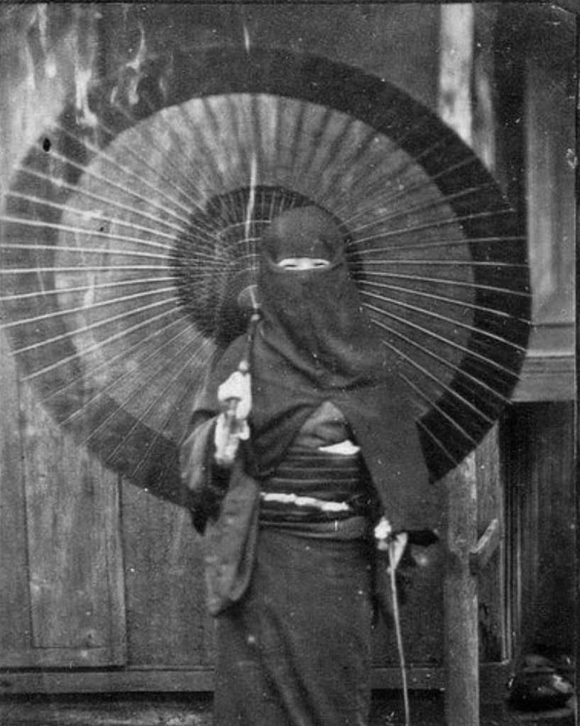 حجاب زمستانی زنان ژاپنی + تصاویر