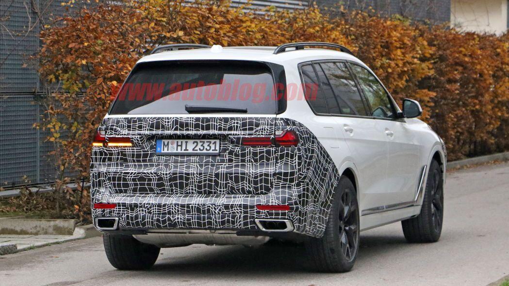 مشخصات مدلهای جدید BMW X7