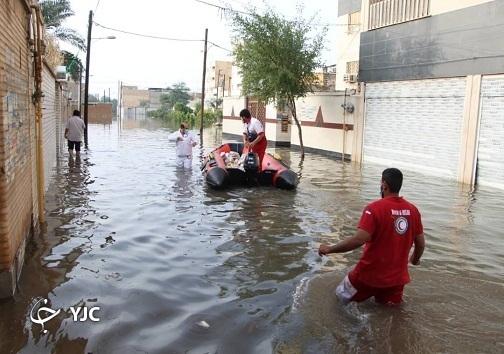 آبگرفتگی خوزستان، دردی بی درمان/ استان را آب ببرد مسئولان را خواب میبرد