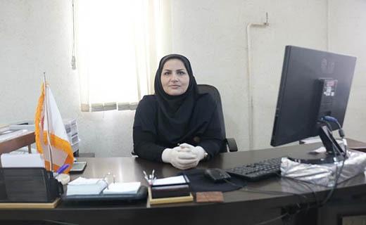پری میرزایی معاون اجتماعی بهزیستی استان قزوین