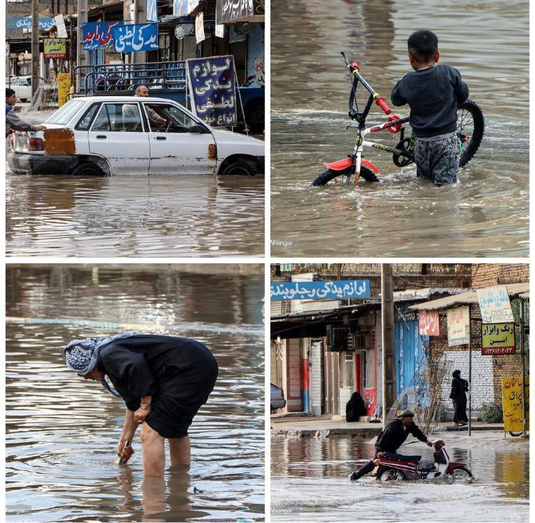 ناراحتی کاربران از اوضاع خوزستان