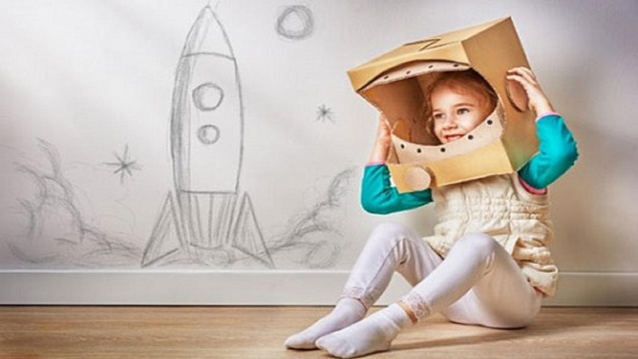 خیال پردازی کودکان راهی برای بیان افکار و ایجاد ارتباط با والدین