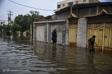 حال و روز خوزستان در چهارمین روز از آبگرفتگیها؛ تلاش برای رفع مشکل آبگرفتگی و پسزدگی فاضلاب/ شرمندگی شهردار اهواز از مردم