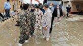 خوزستان،آب،سيلاب،گرفتگي،درگير،شهرهاي،مناطق