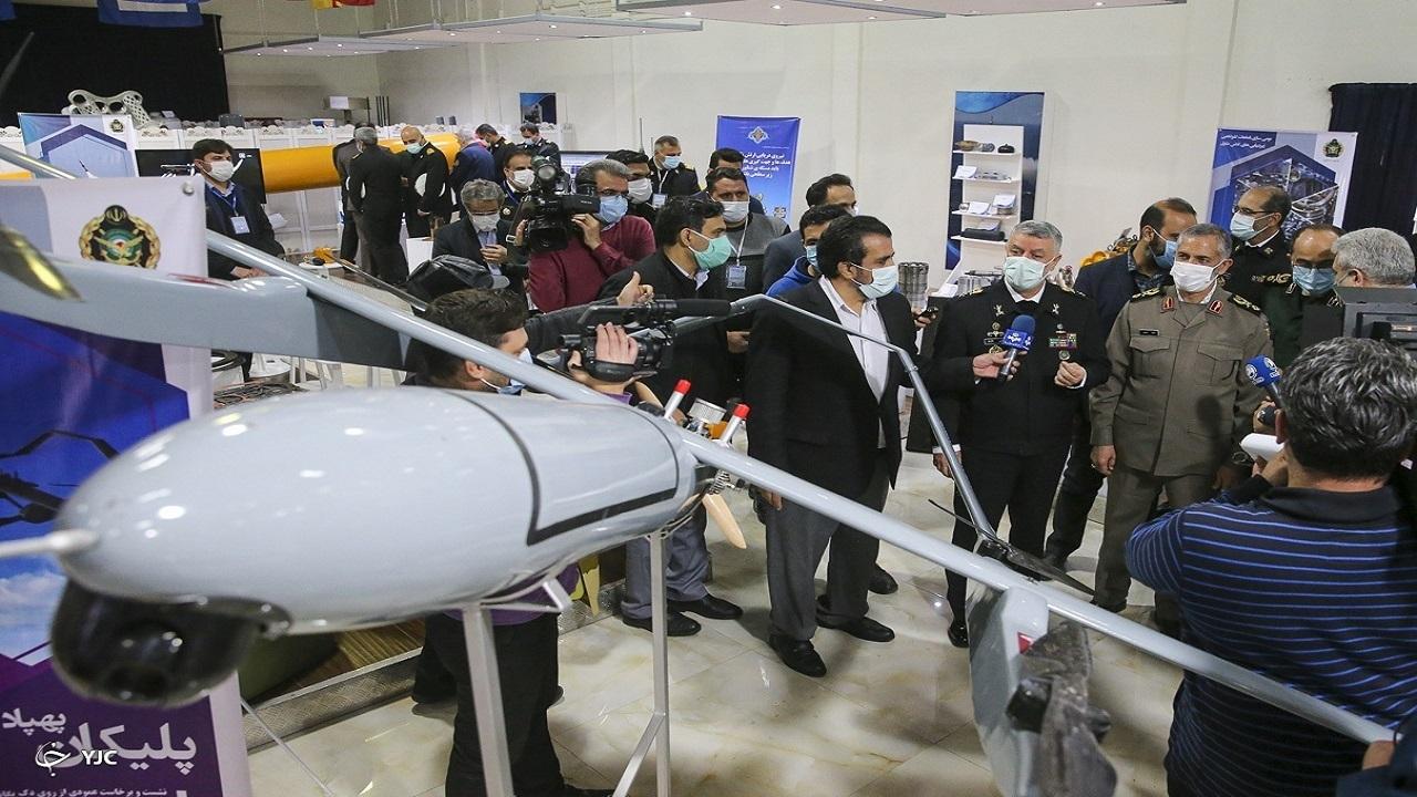 نیروی دریایی ارتش از کدام تجهیزات جدید خود رونمایی کرد؟