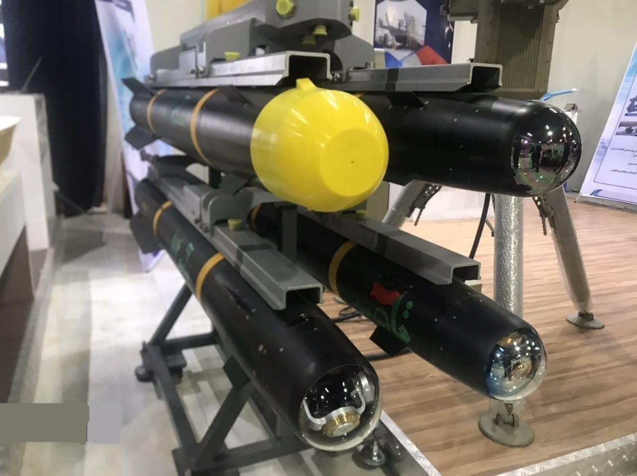 جدیدترین تجهیزات نیروی دریایی ارتش