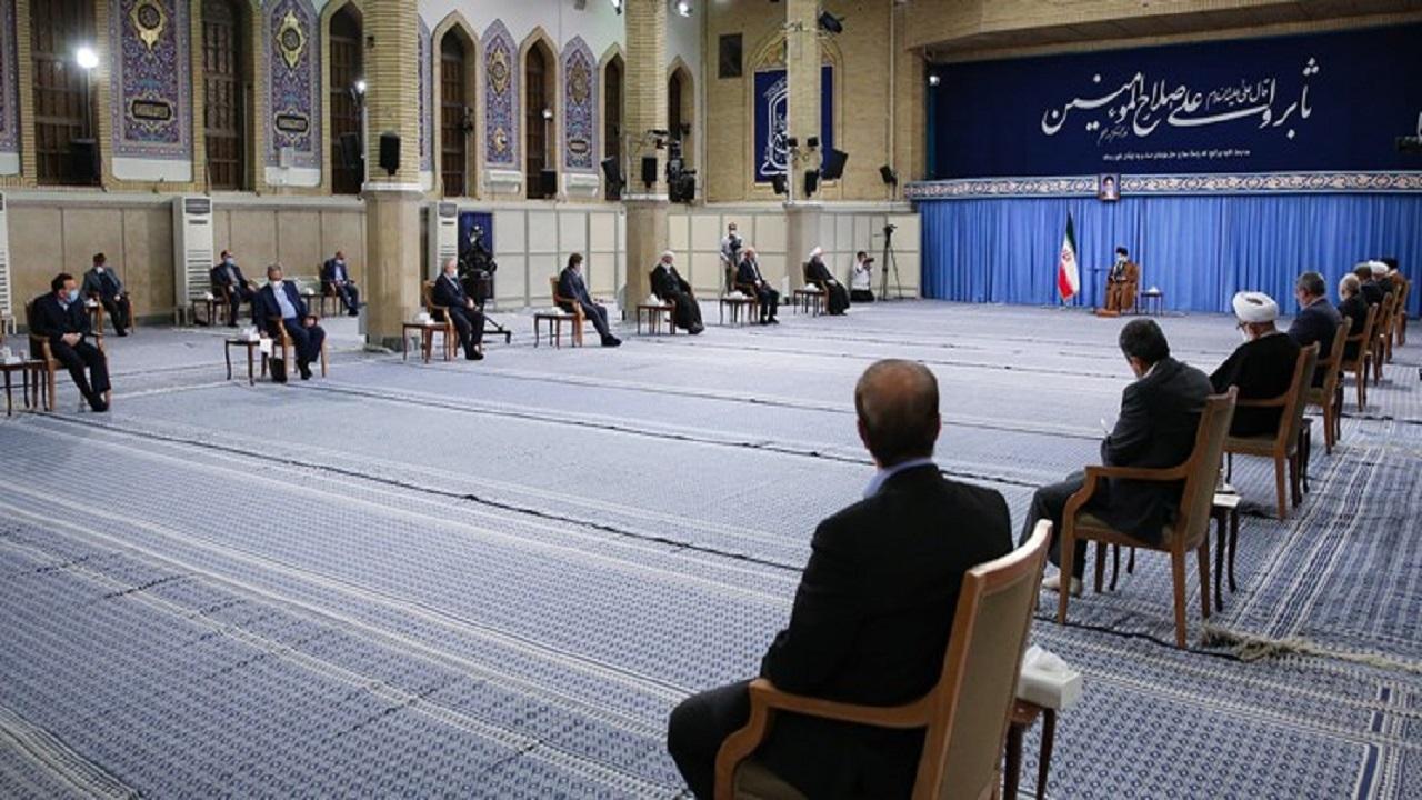 روایتی از جلسه شورای عالی هماهنگی اقتصادی در حضور رهبر معظم انقلاب