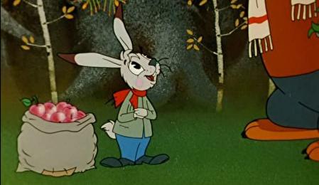 کارتون نوستالژیک «یک کیسه سیب» + فیلم