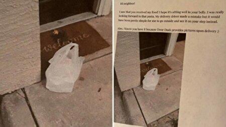 خشم یک زن از همسایه اش برای دزدیدن غذا