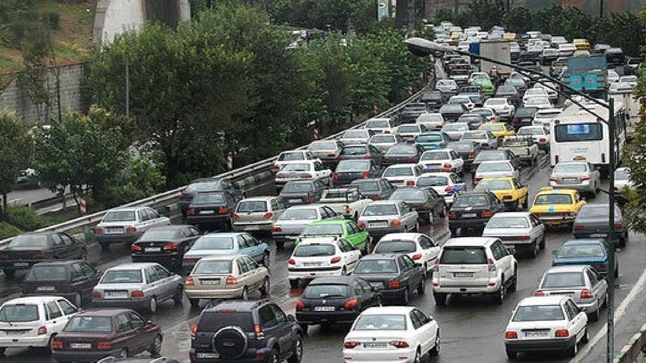 ترافيك،تهران،راهور،ترافيكي،معابر