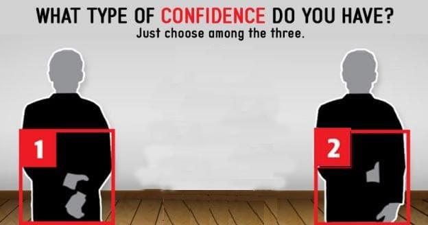 تست شخصیتی مخصوص سنجیدن اعتماد به نفس شما