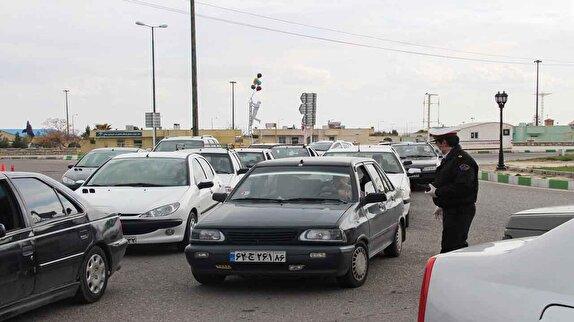 باشگاه خبرنگاران - جریمه هزار و ۶۰۰ خودرو به دلیل ترددهای غیر مجاز در مازندران