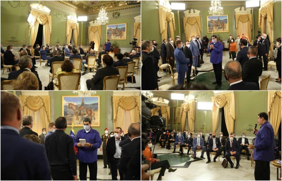 هیئت پارلمانی ایران برای نظارت بر انتخابات ونزوئلا به این کشور سفر کرد