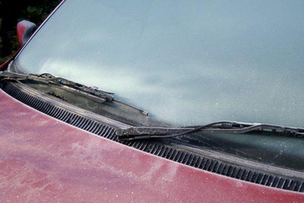 چه کنیم شیشه ماشین بخار نکند