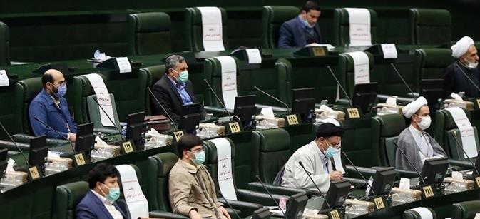 فاصلهگذاری اجتماعی در مجلس رقم خورد
