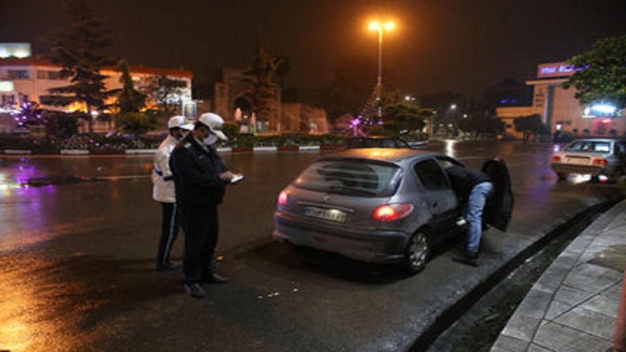 تردد ٩ شب به بعد ممنوع / متخلفین مشمول جریمه خواهند شد