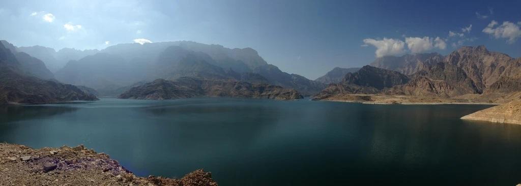 تصاویری که ثابت میکند عمان با زیباییهای طبیعی احاطه شده