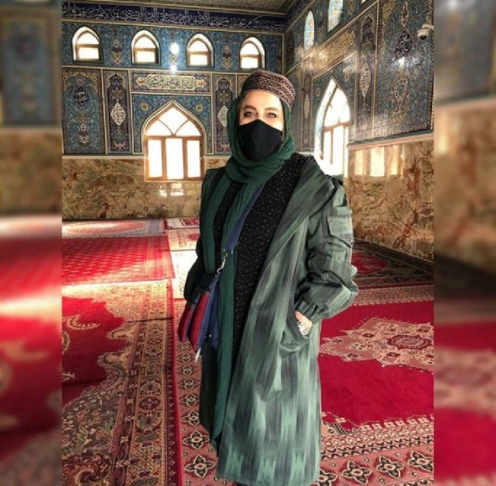 نرگس ابیار در کابل