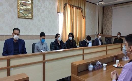 اقدام عجیب در جلسه تجلیل از دانش آموزان نخبه استان قم
