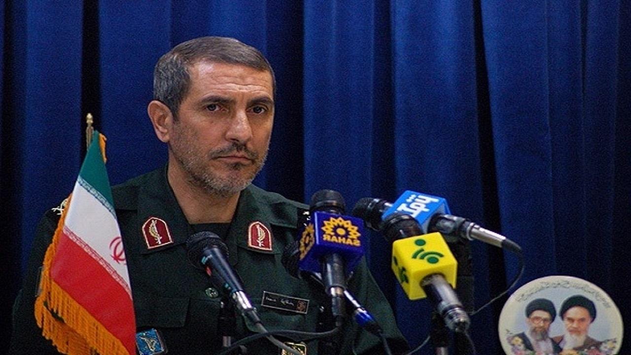 سپاه،فرمانده،سردار،تهران،حسن،ذوالقدر