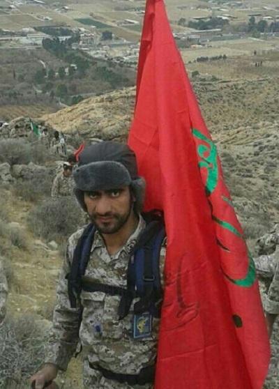 مدافع حرمی که یکتنه جلوی ۴۰ داعشی ایستاد؛ اما کم نیاورد
