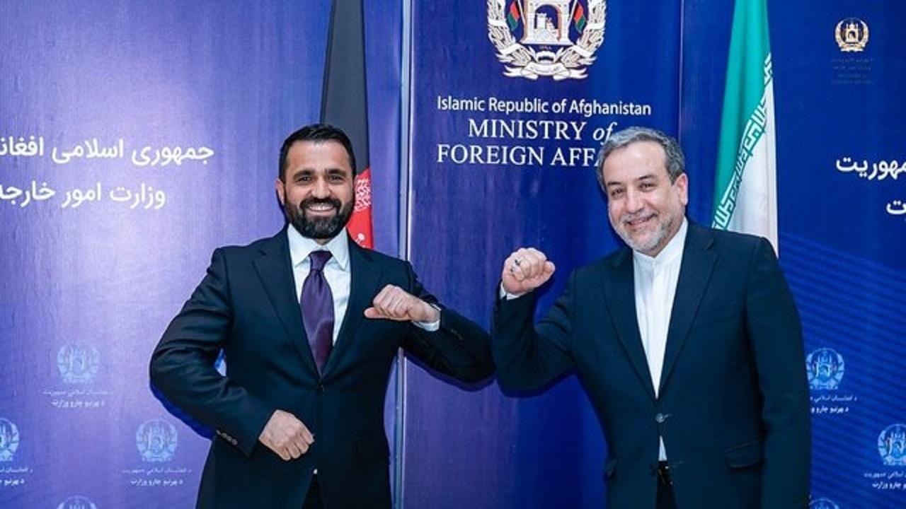 دیدار عراقچی با معاون سیاسی وزارت خارجه افغانستان
