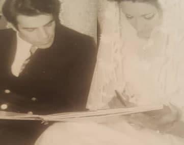 تصویری زیرخاکی از عروسی مریم امیرجلالی