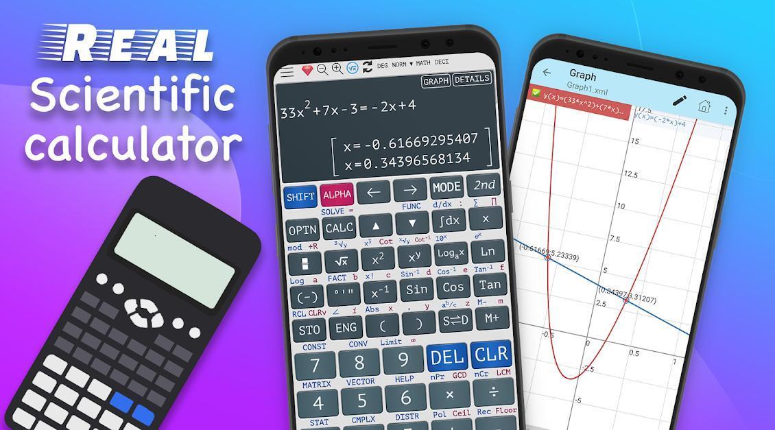 دانلود Smart scientific calculator