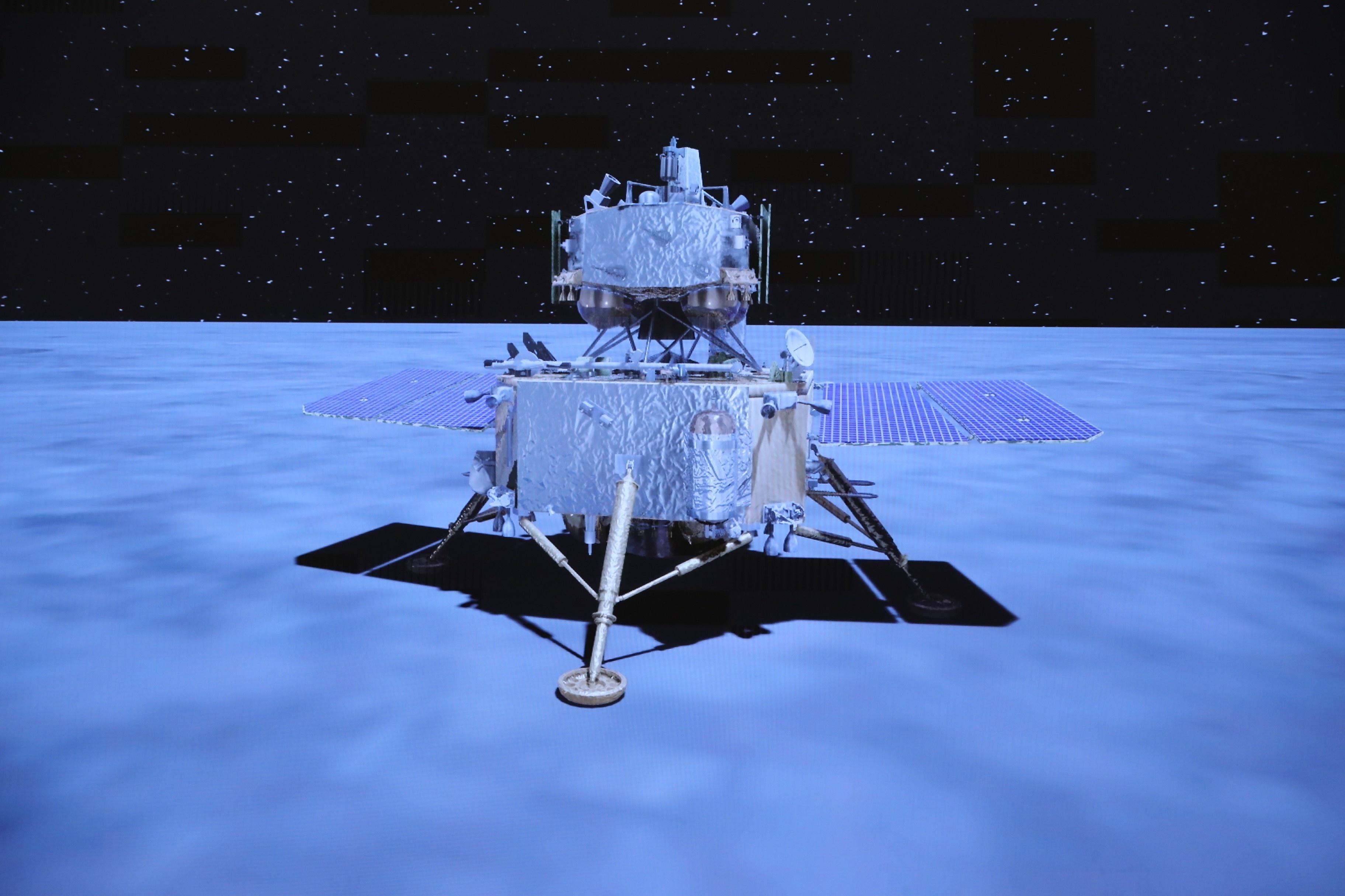 اهداف چین برای نمونه برداری از فضا