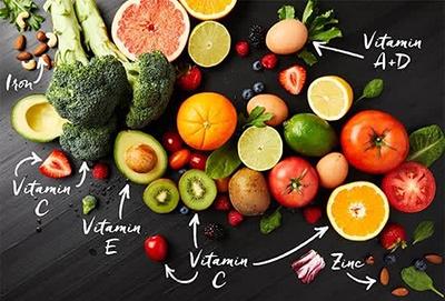 میوه و سبزی مفید در دوران کرونا