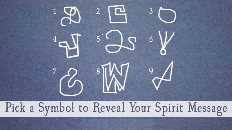 با این نمادها پیام جهان به خودتان را دریابید
