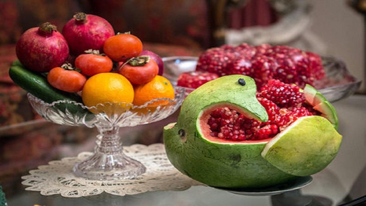 کمبودی در عرضه میوه شب یلدا وجود ندارد/فراوانی عرضه میوه های شب یلدا در بازار/عرضه هندوانه نو از نوار جنوبی کشور