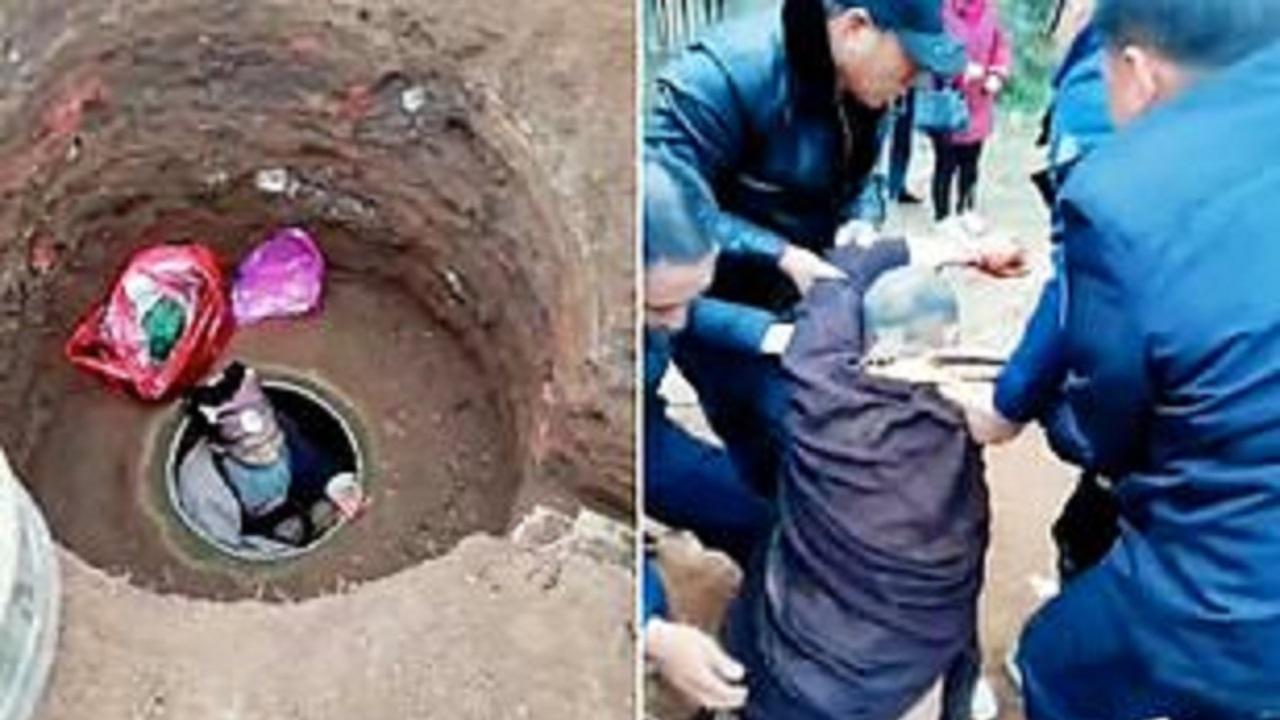 اقدام عجیب مرد چینی پس ناموفق بودن درمان سرطانش!