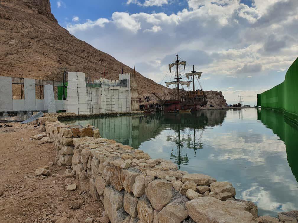تصویربرداری فصل دریایی «سلمان فارسی» آغاز شد