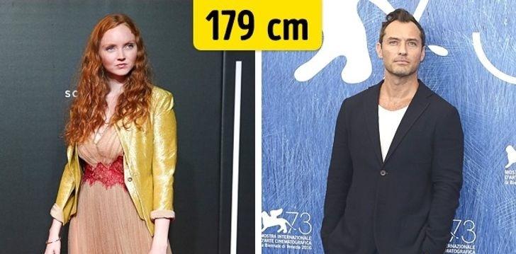 بازیگرانی که قد واقعی آنها شما را شگفت زده میکند