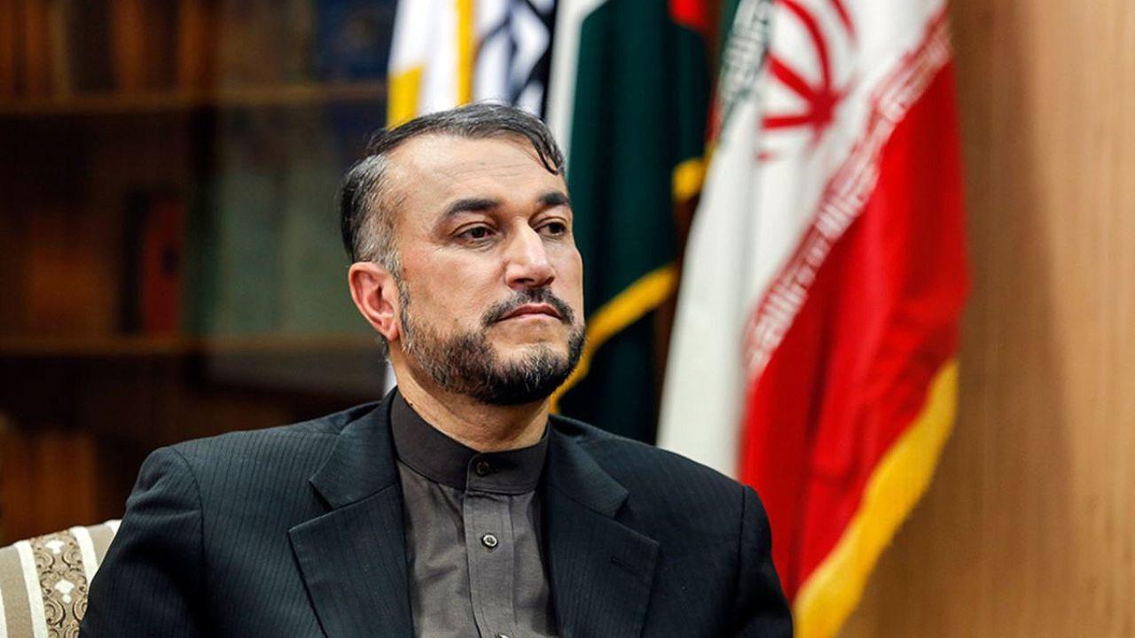 امیرعبداللهیان: قطعنامه غیر دوستانه پارلمان اروپا نقض حقوق ۸۰ میلیون ایرانی است