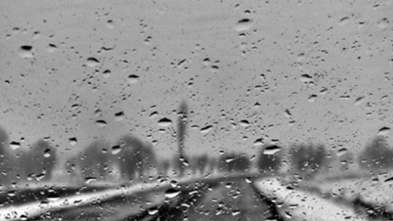 بارش برف و باران در جاده های خراسان رضوی
